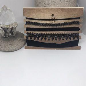 TrueCraft Choker necklace Set